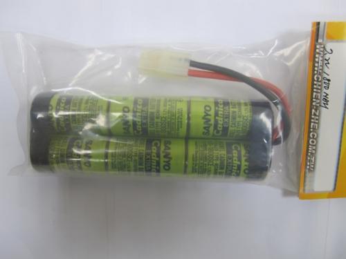 7.2V 1800mAH Bettery Pack