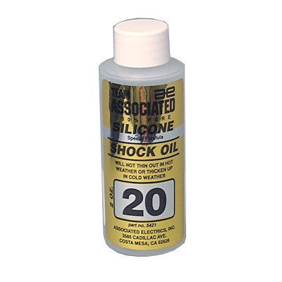 20wt 2oz Silicone Special Formula shock oil,5421