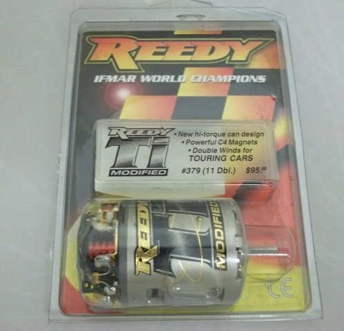Reedy Ti Modified #379(11Dbl.)