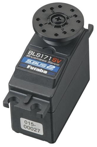 Futaba BLS171SV S.Bus2 Hi Voltage Hi Torque Programmable Servo