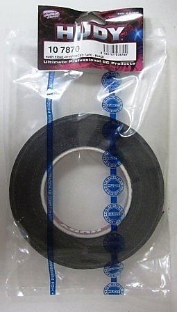 HUDY Fibre-Reinforced Tape - Black, #107870