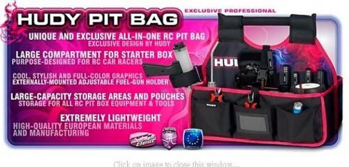 Hudy Pit Bag #199310