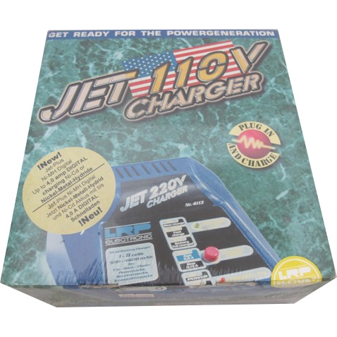 LRP JET 110V Charger