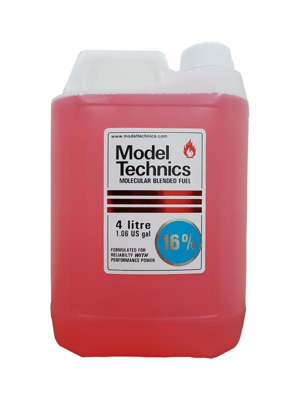 Model Technics Non Race Fuel 16%(Blue Roundel) 4L