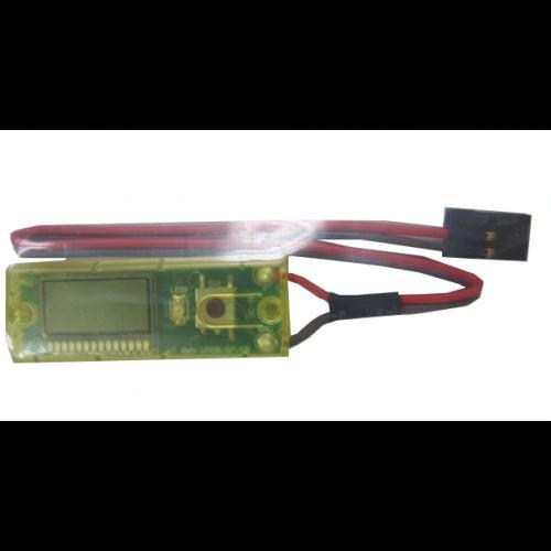 Ni-CD battery measuring electrical 4.8v-6.0v
