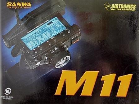 SANWA M11 PC 2.4G