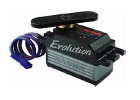 SANWA SRG-BLS Evolution Servo,107A54352A