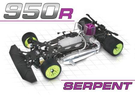 SERPENT 950R
