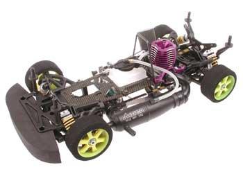 SERPENT impulse 1/10 touring car PRO 4WD