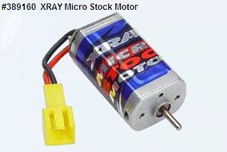 XRAY Micro Stock Motor