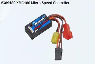 XMC180 Micro Speed Controller